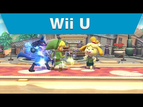 Super Smash Bros. for Wii U (and other titles)