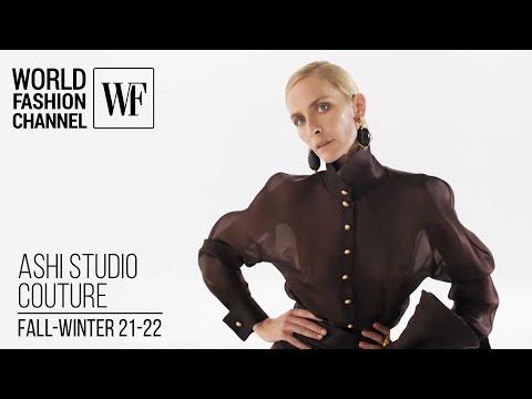 Ashi Studio Couture | fall-winter 21-22 Paris