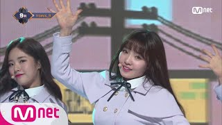 [fromis_9 - To Heart] KPOP TV Show     M COUNTDOWN 180222 EP.559