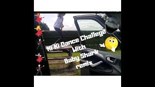 Drake  In my feelings with baby Shark Challenge mash up by D Family it was alot of fun