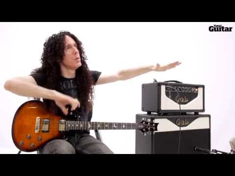 Guitar Lesson: Marty Friedman - Japanese style guitar improv