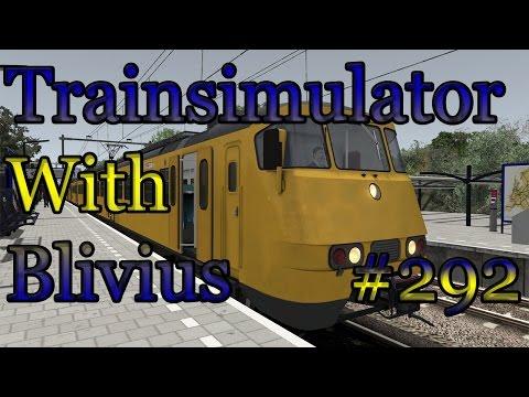 Met de SGM naar Utrecht - Train Simulator 2017 #292
