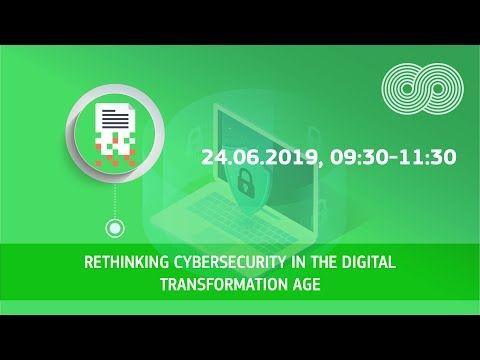Rethinking cybersecurity in the digital transformation age photo