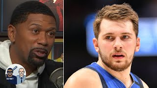 Jalen Rose compares Luka Doncic to Larry Bird after his 20th triple-double | Jalen & Jacoby