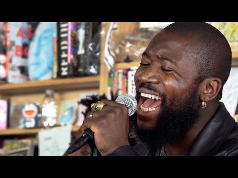 Young Fathers: NPR Music Tiny Desk Concert