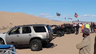 Glamis Presidents Day weekend 2019 Day 2