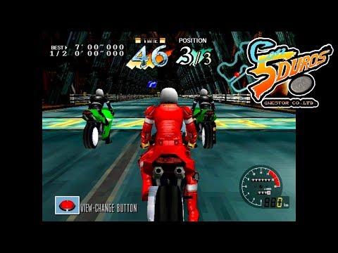 "CYBER CYCLES - ""CON 5 DUROS"" Episodio 779 (1cc) (BEGINNER+EXPERT) (+GT Racing 97 MS-DOS)"