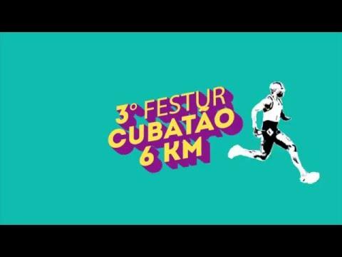 3 FESTUR Cubatão - Prova Adilson Damas 6 KM