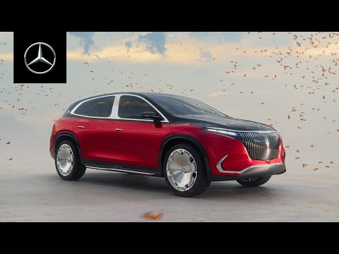 The All-Electric Concept Mercedes-Maybach EQS | New Beginnings