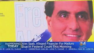 Columbian Financier Who Works With Venezuela Leader Nicolas Maduro Set To Appear In US Court