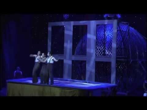 Zen Arts - Trampoline Wall Act - La Grande Cirque