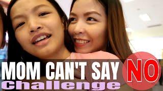 MOM CAN'T SAY NO CHALLENGE FOR 24 HOURS | Papayag Ba Si Mama? Part 1 | A JoshKoTV Production