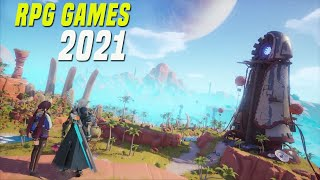 Top 10 NEW RPG Games 2021 | Android & iOS (Upcoming)