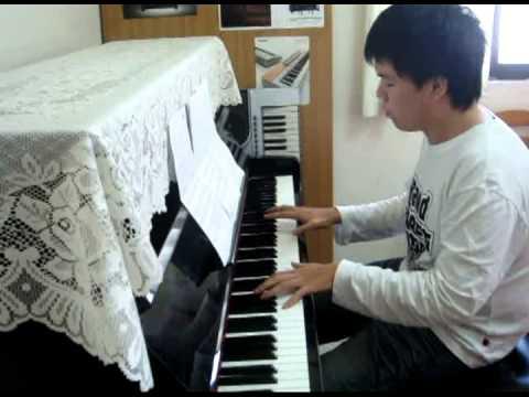 卓文萱&黃鴻升-愛的主旋律-鋼琴彈奏