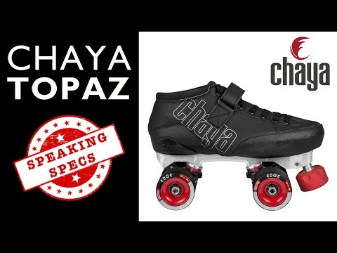 Video CHAYA QUAD DERBY Topaz Black Red