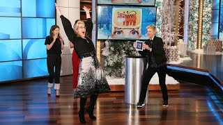 Ellen's Favorite Games: 'Heads Up!' with Meryl Streep, Anna Kendrick, & Emily Blunt