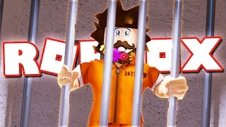 JOEY IS STUCK IN ROBLOX PRISON!