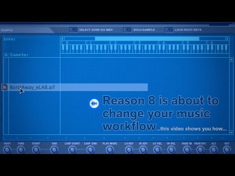 Propellerhead Reason 8 Music Production Software Academic Version