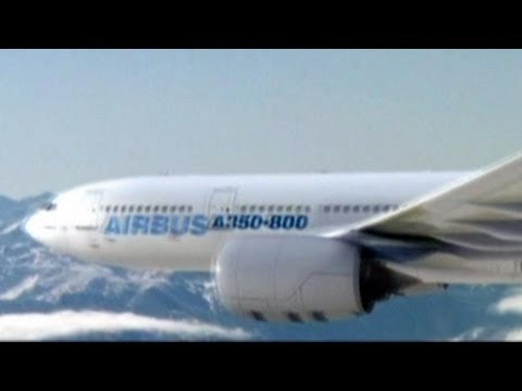 Airbus 350 Takes On Boeing Dreamliner: Flying Behemoth - Smashpipe News