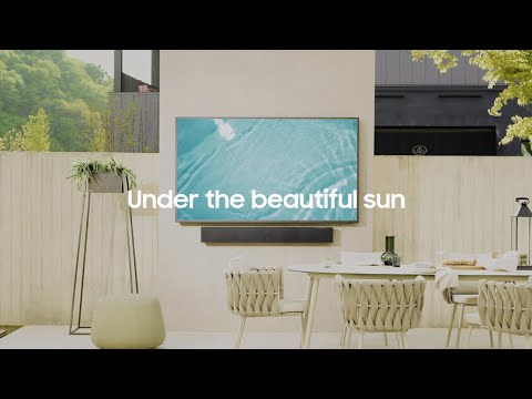 The Terrace Full Sun: Your perfect outdoor companion | Samsung