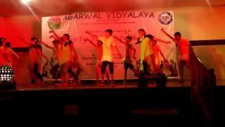 kalasala dance ,nak muka chennai kuthu dance ,  seline thomas choreo
