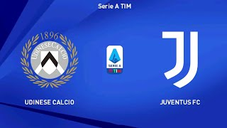 ⚽ Udinese vs Juventus ⚽ | Serie A (02/05/2021) | PES 2021