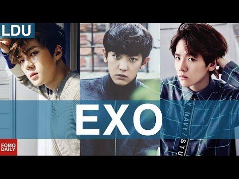 Sehun, Chanyeol, Baekhyun (EXO) • Like, DM, Unfollow