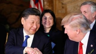 How Trump told Chinese president of Syria strike