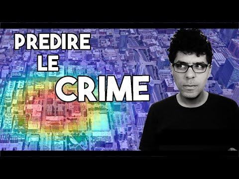 Peut-on prédire les futurs crimes ?