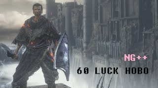 60 Luck Bandit's Knife Build Guide -- Dark Souls 3 PVP and NG++