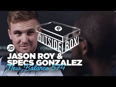 """jdsports.co.uk & JD Sports Discount Code video: """"It's Called An Abdominal Guard!"""" Jason Roy and Specs Gonzalez 