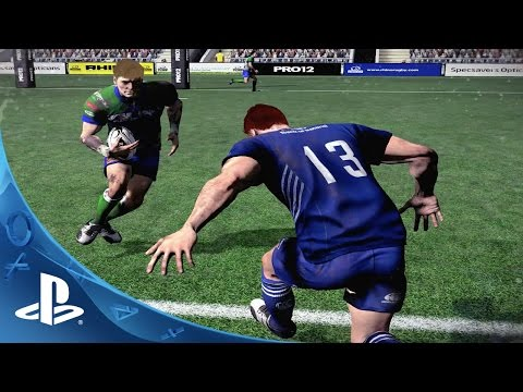 Rugby 15 Video Screenshot 1