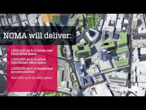 NOMA: The £800m Redevelopment of Central Manchester - Aspen Woolf