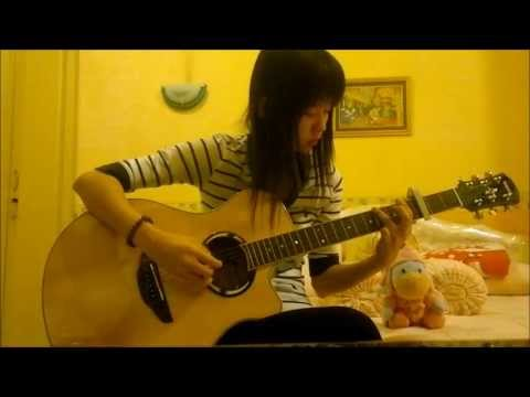 Michelle Chen (陈妍希) - Sorry (fingerstyle guitar)