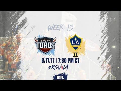 Rio Grande Valley vs LA Galaxy II