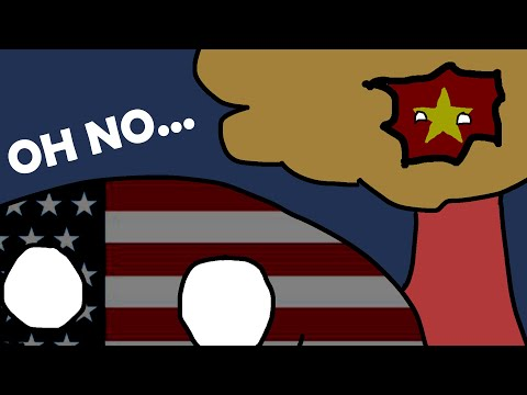 Your Submitted Drawings #8 Countryballs Part 13 (Oh No Vietnam!)