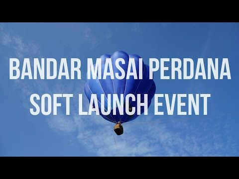 Bandar Masai Perdana Soft Launch Event