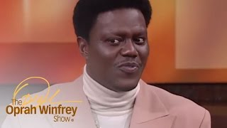 Bernie Mac Playfully Roasts an Actress in the Audience | The Oprah Winfrey Show | OWN