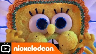 SpongeBob SquarePants | Cute Halloween | Nickelodeon UK