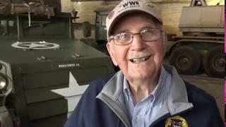 Talking with 692 Tank Destroyer Battalion U.S. Veteran Jack Myers