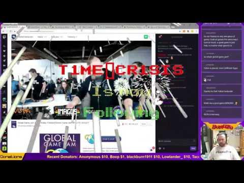 Let's troll Global Game Jam 2017 !!!!!! #GGJ17