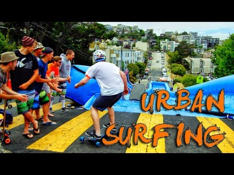 Urban Slip 'n Slide Is The Perfect Addition To You