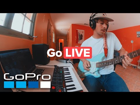 GoPro: How to Live Stream with Your GoPro