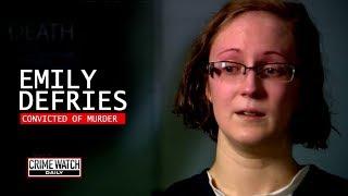 Emily Defries discusses conviction in prison interview