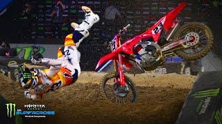 Best Moments of 2021 AMA Supercross | 450SX Season Highlights