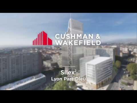 Bureaux à louer - Silex 2 - Cushman & Wakefield France