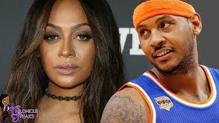 Lala  Anthony DISSES Carmelo Has After He EMBARRASSES HER | Are They Headed For Divorce?