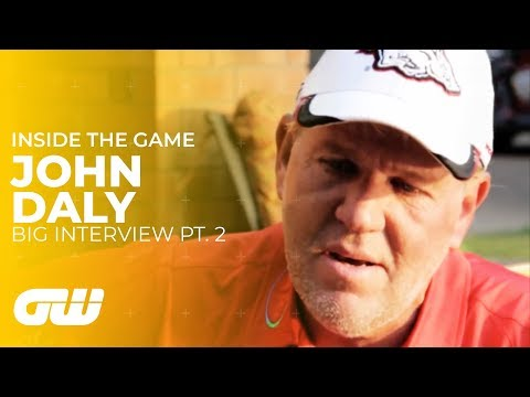 GW Big Interview: John Daly - Part 2 - YouTube