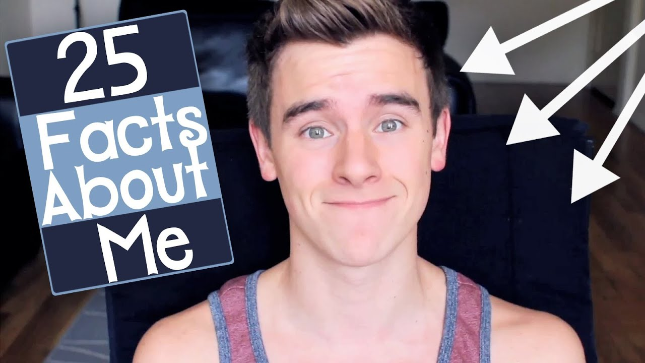 25 Facts About Me | Connor Franta - YouTubeOur2ndlife Tumblr 2013