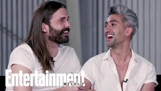 'Queer Eye' Guys Reveal Who They'd Be In Other Famous Fab Fives   Entertainment Weekly